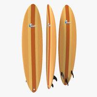 Surfboard Funboard 2