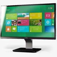 3ds max dell s2340l monitor