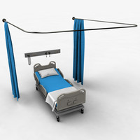 hospital bed 2