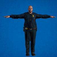x officer police