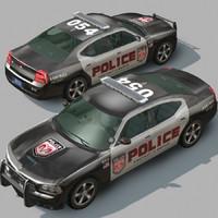 Police Car06 - Dodge City
