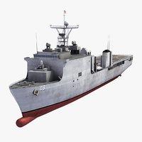LSD-49 USS Harpers Ferry