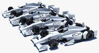 Indycar road aero kit. Honda + Chevy