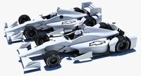 Indycar Chevrolet road+oval aero kit