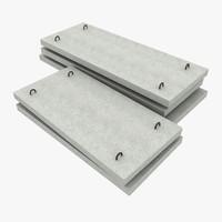 max concrete slabs 2