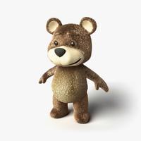 Teddy Bear 5