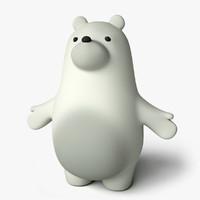 Toon Ice Bear