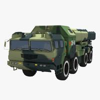CJ-10 Long Range Cruise Missile System