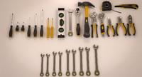 Industrial Tools Kit