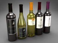 Folio Wine bottles