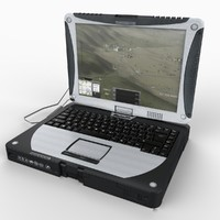3d laptop panasonic toughbook model