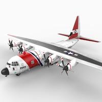 US Coast Guard HC-130J