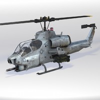 AH-1 Super Cobra