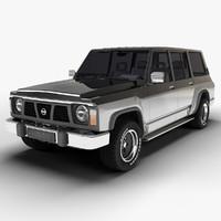 1987 Nissan Patrol Y60