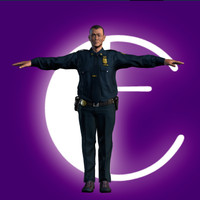 police officer x