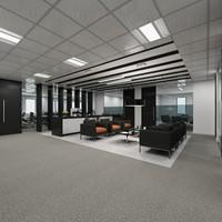 Full Office Interior 21