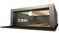 Apple Store 3D Store V4