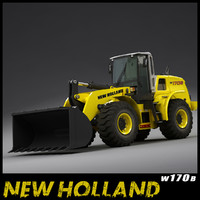 New Holland W170B