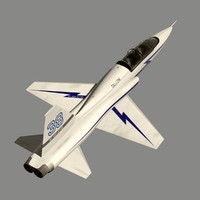 free max model northrop t-38 talon