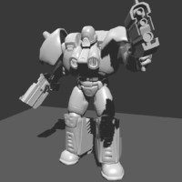 Space Soldier
