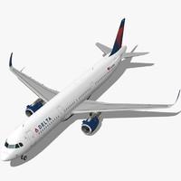 A321neo Delta Air Lines