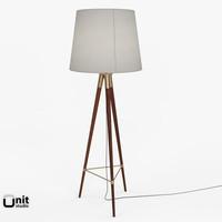 Mid-Century Tripod Floor Lamp by West Elm