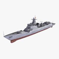Type 052D Luyang III