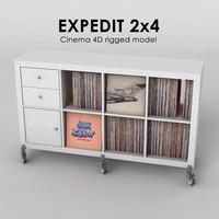3d expedit 2x4