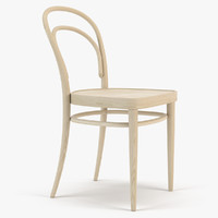 Thonet Chair 214 Light Beech