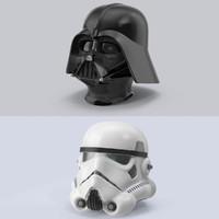 max star wars helmet set