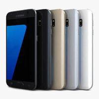 Samsung Galaxy S7 All Color