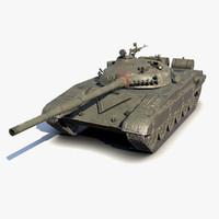 T-72 LOD