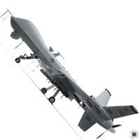3d mq-9 reaper military aircraft