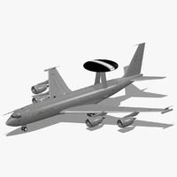 E-3D Sentry AEW1 Royal Air Force