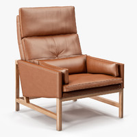 3ds cb-510 lounge chair