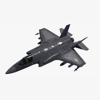 F-35A LightningII USAF