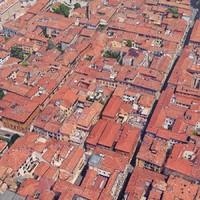 3d realistic city scenes model