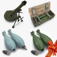 Mortars Collection