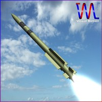 MIM-104F PAC-3 Missile