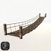 rope bridge ma