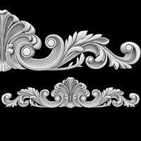 Crown pattern.(1)