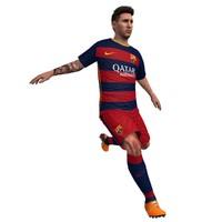Messi 2016 Animated