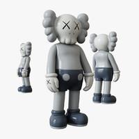 3d max original fake companion mono