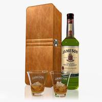jameson whiskey set max
