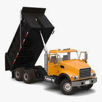 dump truck generic rigged max