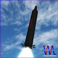 Hwasong-10 Ballistic Missile