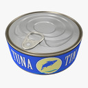 Canned Goods 3D models