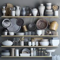 Ethnic cookware set