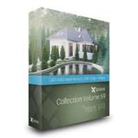 volume 69 trees viii c4d
