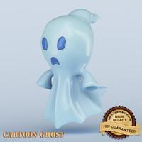 dxf ghost cartoon